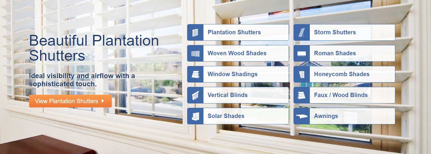 Silver Lake NC's Best in Interior Shutters