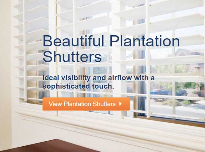Interior Shutters in Southport NC