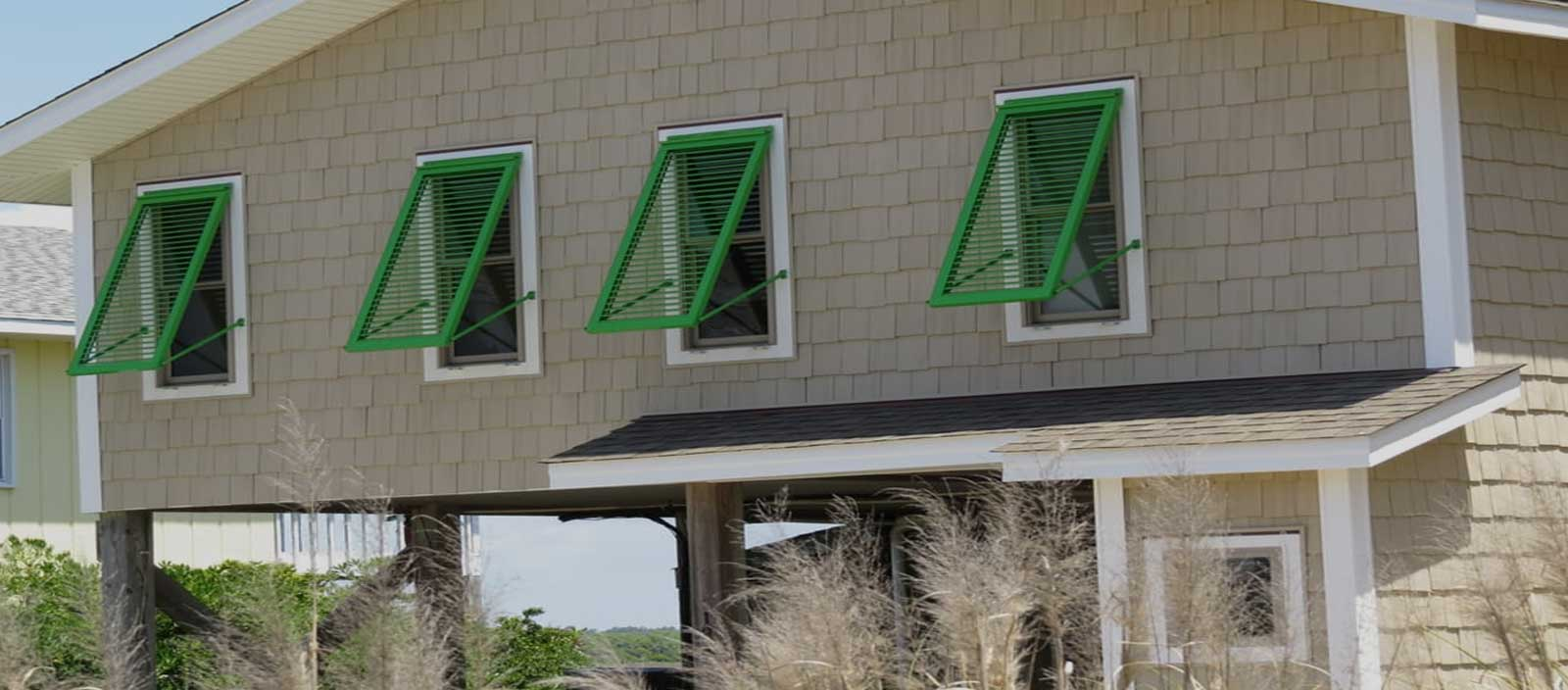Affordable Storm Shutters in Murrayville NC